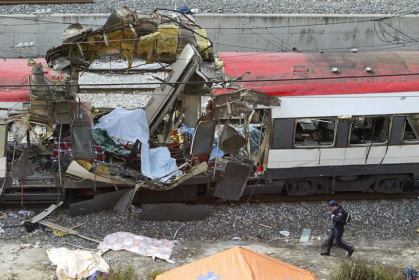 Zmachy w Madrycie w 2004 roku. Dziesięć bomb doprowadziło do śmierci 191 osób, w tym czworga Polaków /AFP