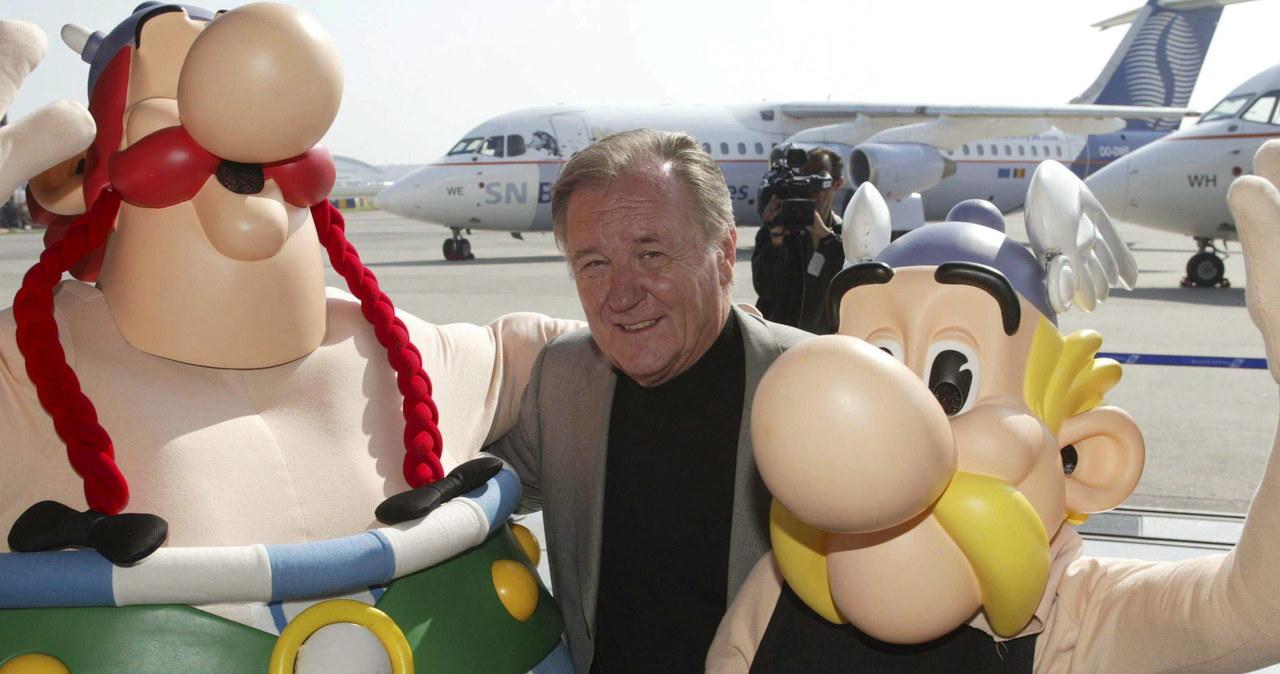 Zmarł Albert Uderzo, twórca komiksów o Asteriksie