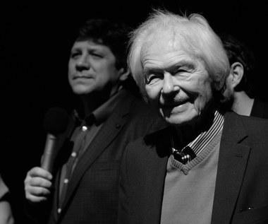Zmarł Bernard Krawczyk - legenda śląskiego teatru i filmu
