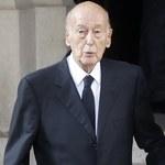 Zmarł były prezydent Francji Valery Giscard d'Estaing