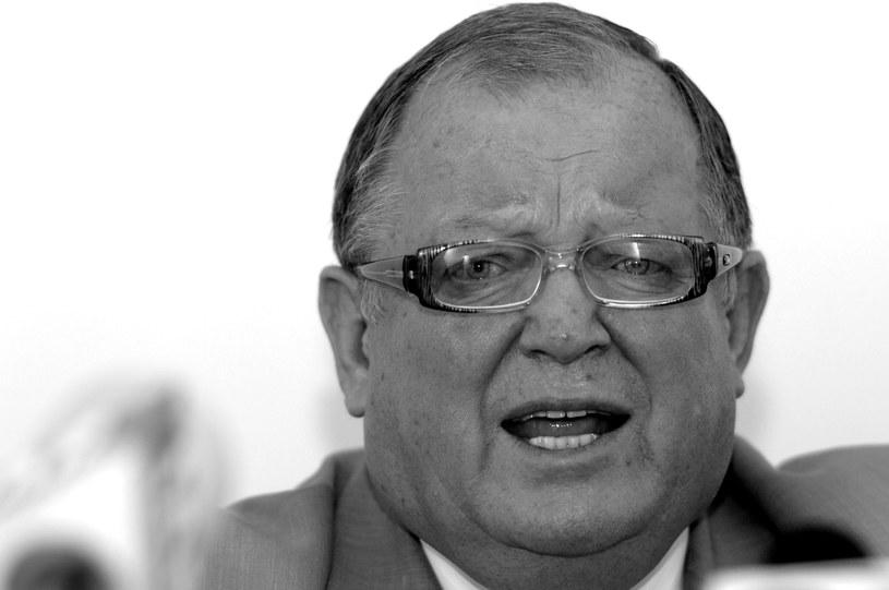 Zmarł były senator Henryk Dzido /Adam Jagielak /East News