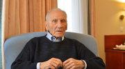 Zmarł były więzień Auschwitz, człowiek -legenda