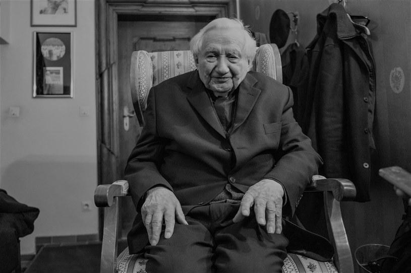 Zmarł Georg Ratzinger; zdjęcie archiwalne z 2013 roku /AFP
