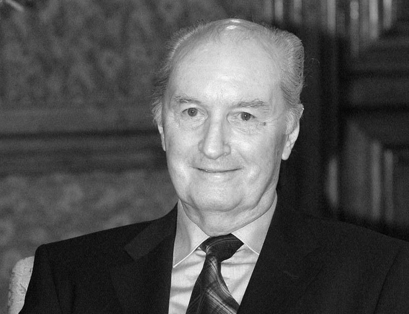 Zmarł Henryk Bieniewski, nestor polskich krytyków teatralnych, powstaniec warszawski /Mariusz Grzelak /FORUM