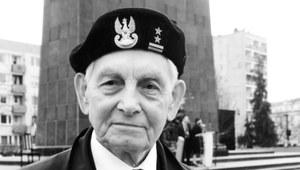 Zmarł honorowy prezes Światowego Związku Żołnierzy AK ppłk. Stanisław Oleksiak