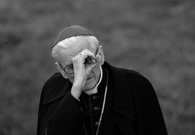 Zmarł kardynał Franciszek Macharski /Adam Chełstowski /Agencja FORUM