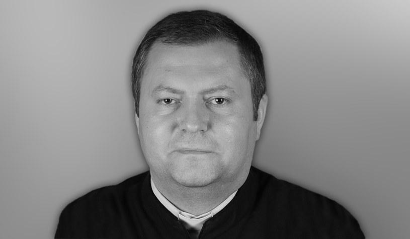 Zmarł ksiądz Andrzej Trzeciak fot. Archidiecezja Katowicka /