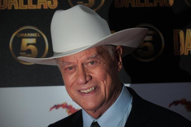 "Zmarł Larry Hagman - jeden z bohaterów serialu ""Dallas"" /AFP"