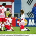 Zmarł piłkarz, który strzelił gola w pamiętnym meczu Polski z Koreą Południową w 2002 roku