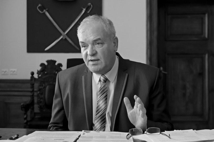 Zmarł Piotr Jania, wojewoda zachodniopomorski /Dariusz Gorajski /Agencja FORUM
