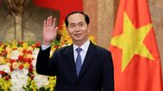 Zmarł prezydent Wietnamu