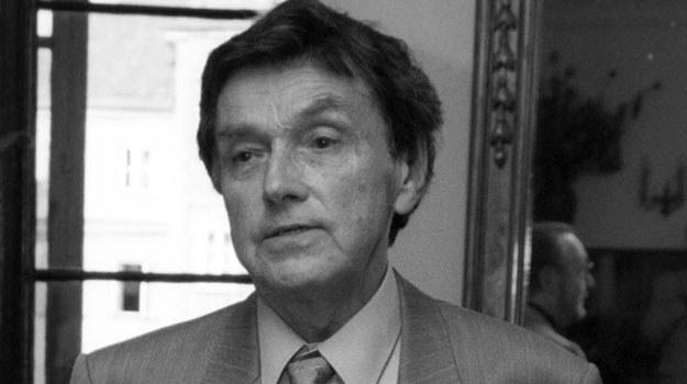 """Zmarł prof. Adam Walaciński, twórca muzyki do """"Czterech pancernych"""" /Darek Redos /Reporter /INTERIA"""