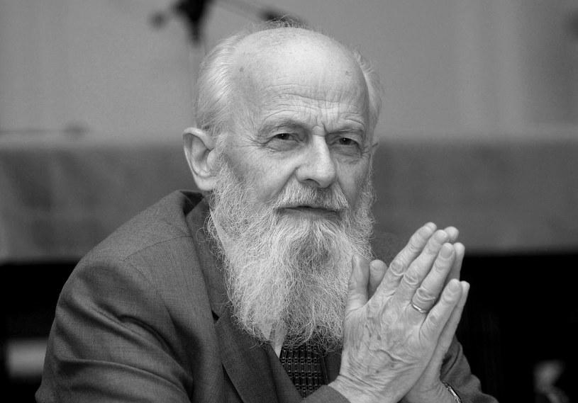 Zmarł prof. Walery Pisarek /Fot. Tomasz Barański /East News