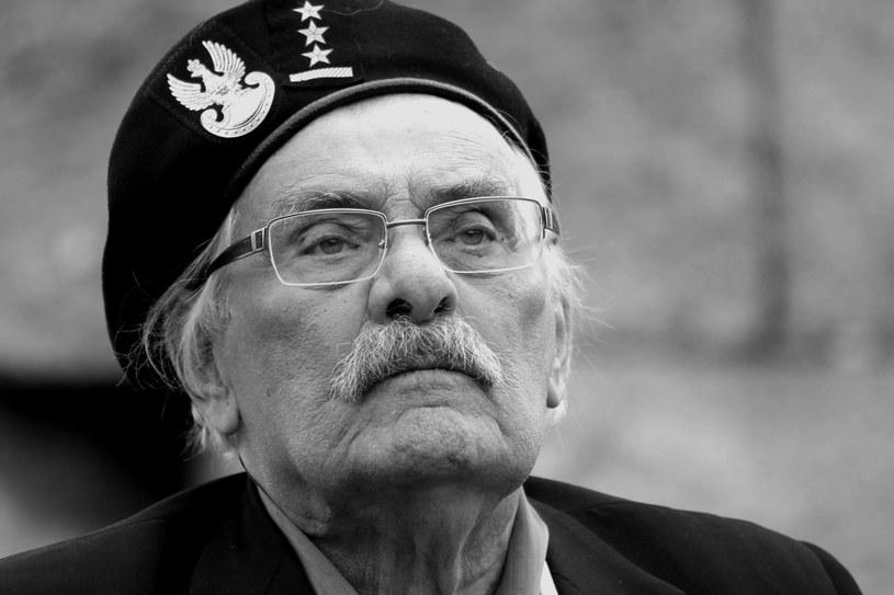 Zmarł Samuel Willenberg, uczestnik buntu w Treblince w 1943 roku /Leszek Kasprzak /Agencja FORUM