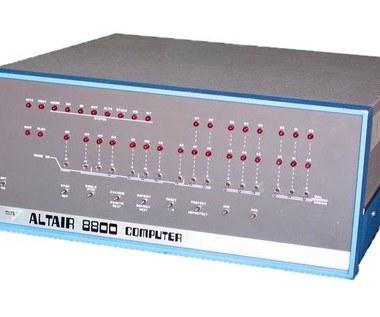 Zmarł twórca Altaira 8800