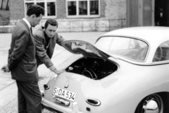 Zmarł twórca legendarnego Porsche 911