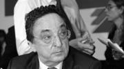 Zmarł włoski polityk Gianni De Michelis