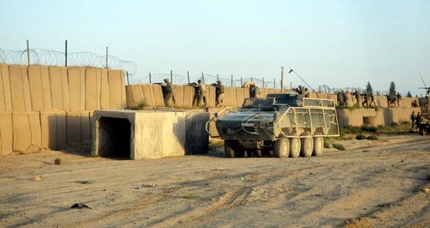 Zmarł żołnierz ranny w ataku na polską bazę w Ghazni