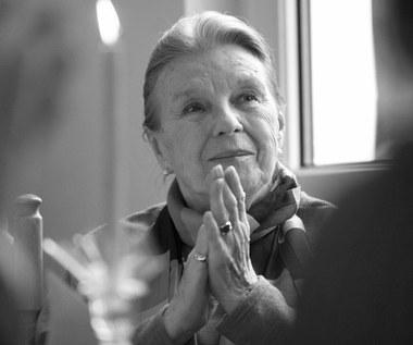 Zmarła aktorka Eugenia Herman. Miała 92 lata