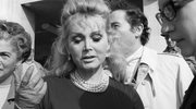 Zmarła aktorka Zsa Zsa Gabor. Była pierwszą celebrytką