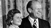 Zmarła była Pierwsza Dama USA Betty Ford