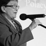 Zmarła Maria Dmochowska - żołnierz AK, działaczka opozycji, posłanka