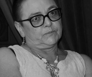 Zmarła wybitna reportażystka Lidia Ostałowska