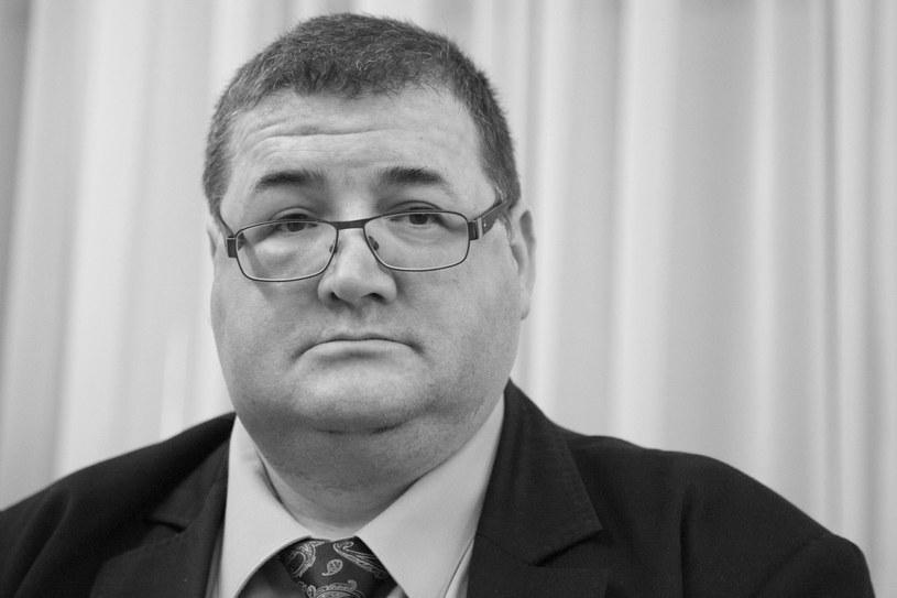 Zmarły Grzegorz Jędrejek /Maciej Luczniewski /East News