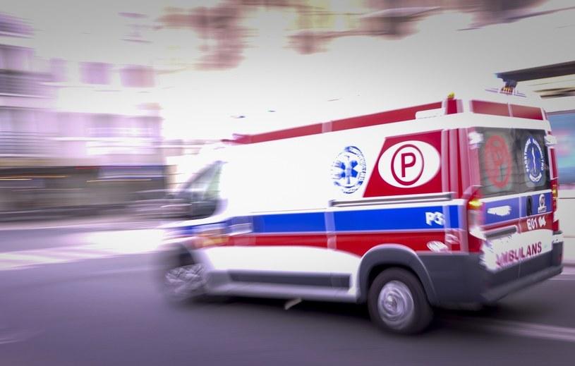 Zmarły mężczyzna wcześniej nie zgłaszał bólu w klatce piersiowej /Piotr Kamionka /Reporter