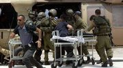 Zmasowany atak Hezbollahu