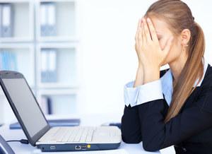 Zmęczenie w pracy i pracą