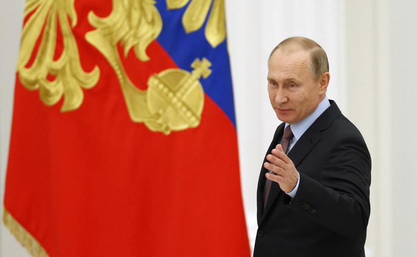 Zmęczona Europą Polska zwróci się w stronę Rosji?; Na zdjęciu: Władimir Putin /SERGEI ILNITSKY / POOL /AFP