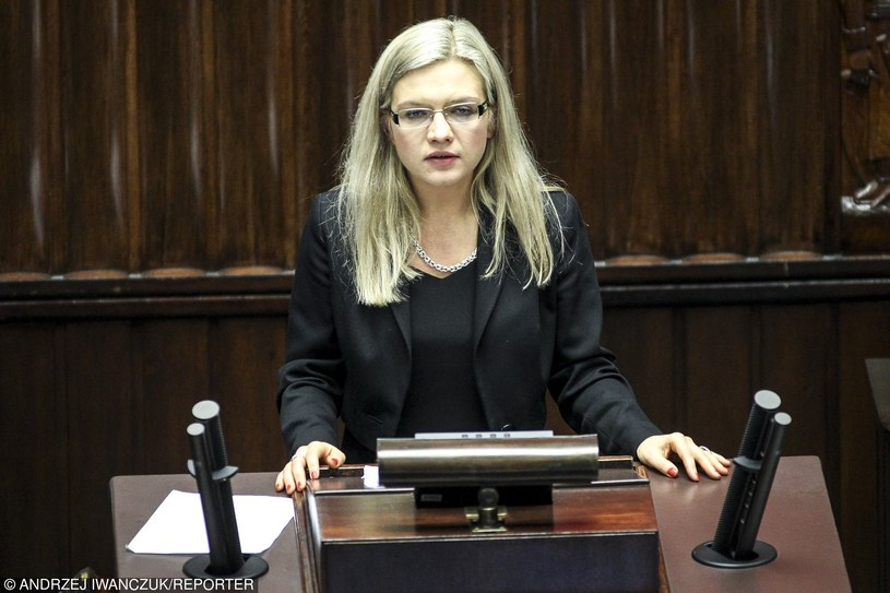 Zmian w prokuraturze broni Małgorzata Wassermann /Andrzej Iwańczuk /Reporter