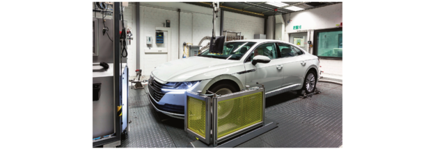 zmiana charakterystyki silnika /Volkswagen