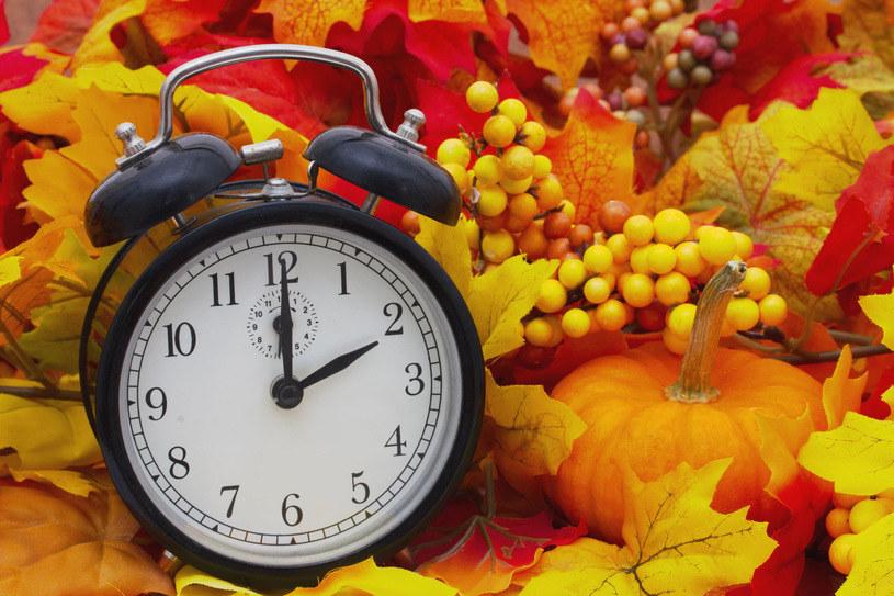 Zmiana czasu na zimowy będzie w ostatni weekend października /123RF/PICSEL