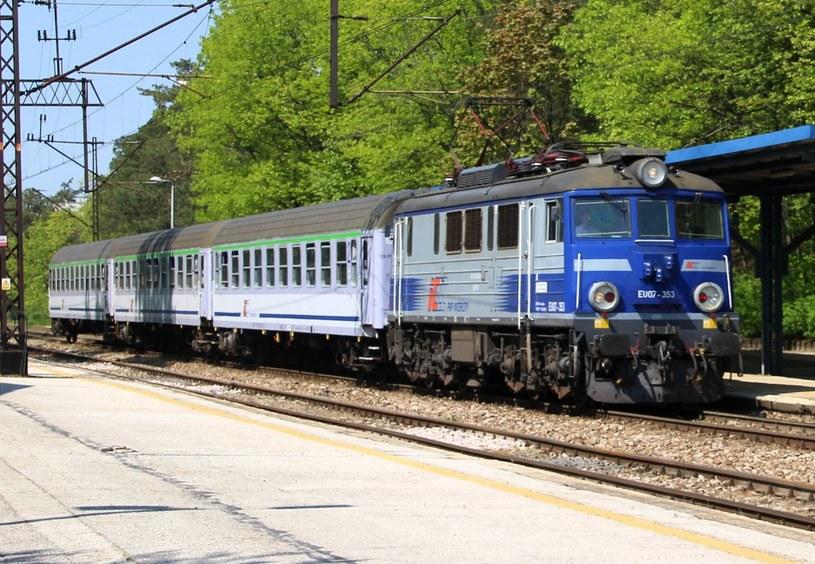 Zmiana rozkładu jazdy obejmie m.in. pociągi PKP Intercity /Flickr/Krzysztof D. /Archiwum