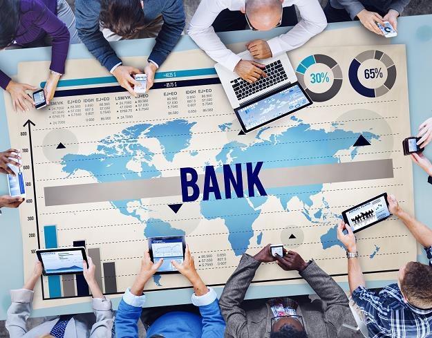 Zmiana w najbardziej innowacyjnym banku w Polsce /©123RF/PICSEL