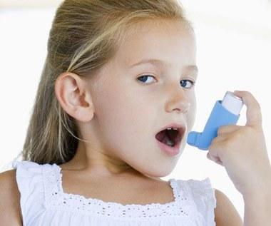 Zmiany klimatu zaostrzają astmę u dzieci