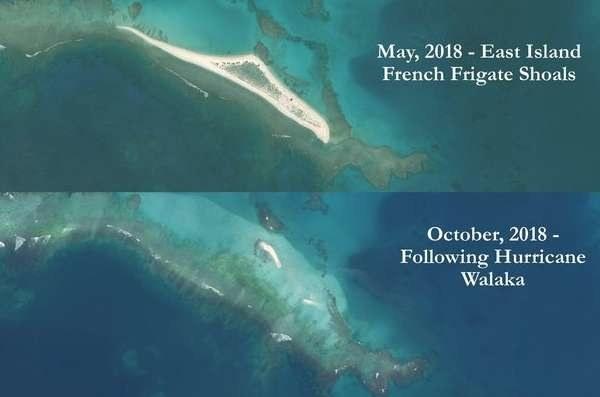 Zmiany klimatyczne są bezwzględne dla małych wysp /materiały prasowe