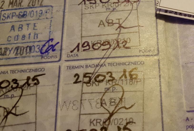 Zmiany mają na celu uproszczenie procedur związanych z rejestracją pojazdu i wymianą dowodu /INTERIA.PL