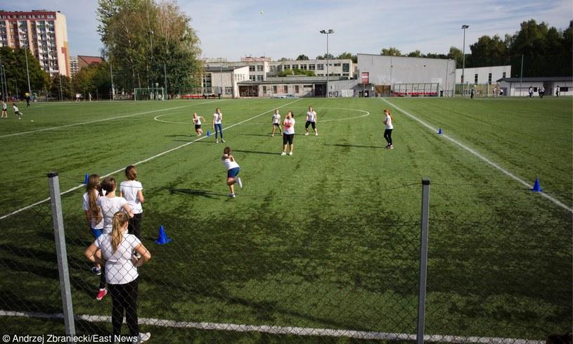 Zmiany mają zaszczepić chęć aktywności i rywalizacji sportowej wśród dzieci i młodzieży /ANDRZEJ ZBRANIECKI /East News