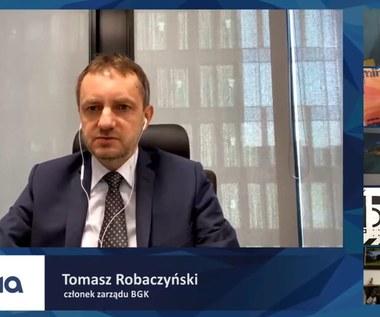 """Zmiany w gwarancjach de minimis. Robaczyński z BGK: """"Ustalenia z MF są w zasadzie domknięte"""""""