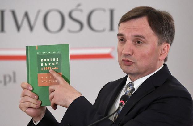 Zmiany w Kodeksie karnym zostały przygotowane ekspresowo / Radek Pietruszka   /PAP