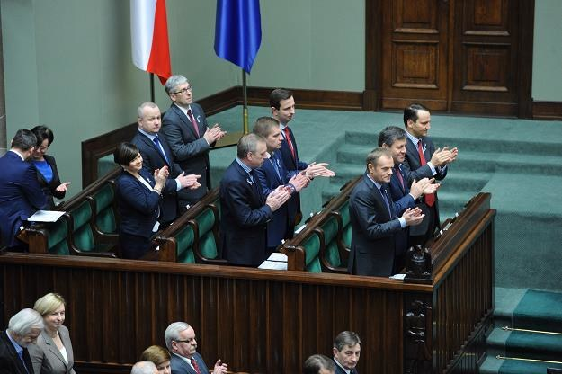 Zmiany w OFE ekspresowo przeleciały przez Sejm /PAP