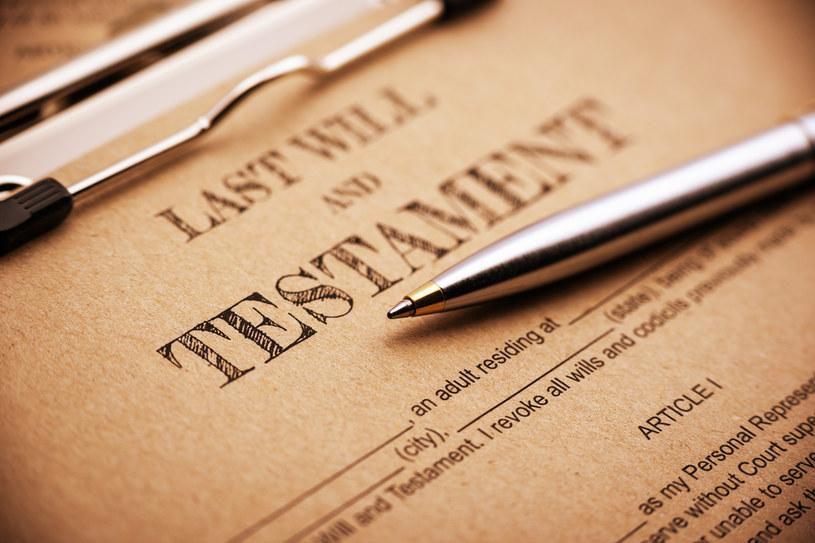 Zmiany w prawie spadkowym ograniczą dziedziczenie długów (zdj. ilustracyjne) /123RF/PICSEL