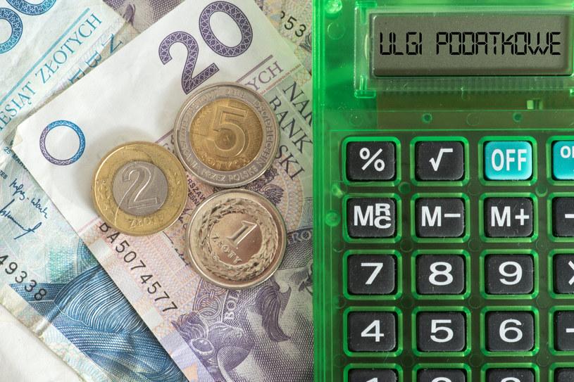 Zmiany w przepisach podatkowych przyniosą pewne preferencje dla podatników /123RF/PICSEL