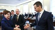 Zmiany w rządzie. Wyzwanie dla wicepremiera Morawieckiego