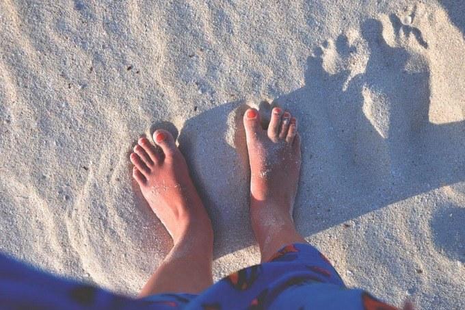 Zmiękcz skórę nóg /© Photogenica