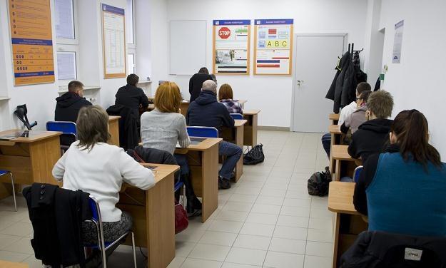 Zmienią się głównie zasady egzaminu teoretycznego / Fot: Andrzej Stawiński /Reporter