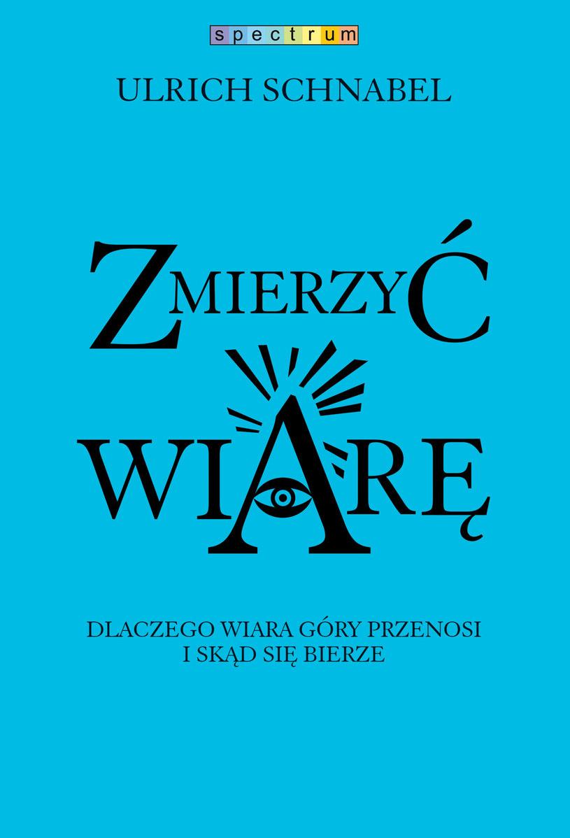 Zmierzyć wiarę /Styl.pl/materiały prasowe